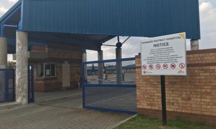 Deceased friends lodge a complain against Evander Hospital