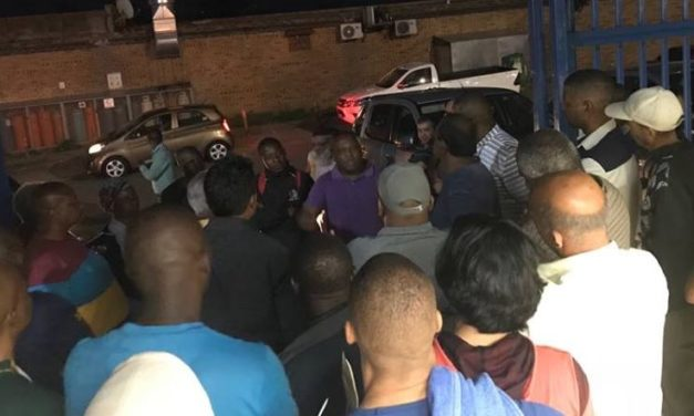 Residents not happy with the municipality