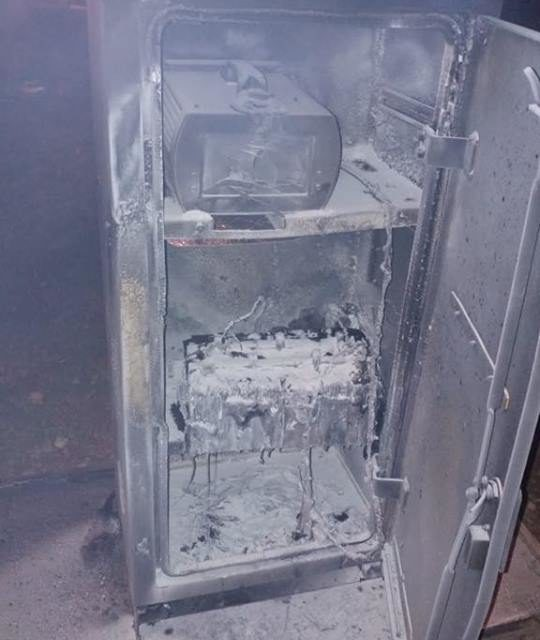 MEC Ngomane condemns the burning of a fixed camera on R40 Road