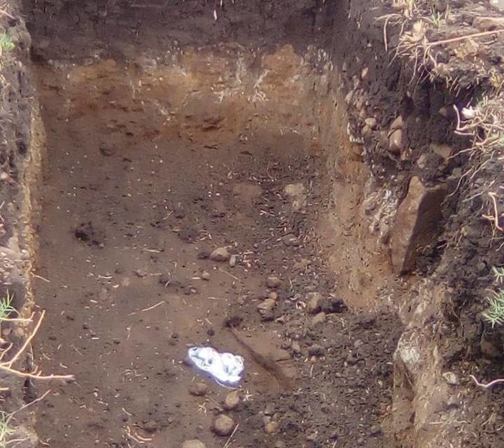 Human bones allegedly found at Kinross new site,Ext 30