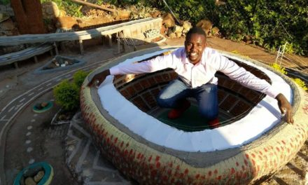 Mulalo encourages young people to explore their talents and believe in themselves