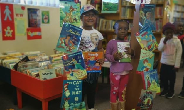 Thistle Grove Library celebrates World Book Day