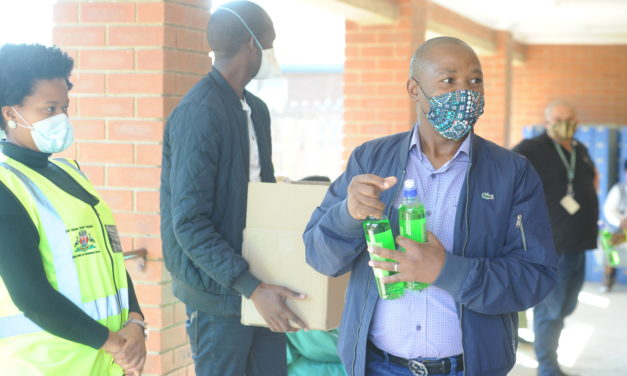 Chirwa requests special attention for the older persons at the Sassa pay points