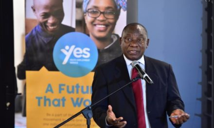 Ramaphosa urge companies to provide one-year paid experience opportunities to unemployed youth