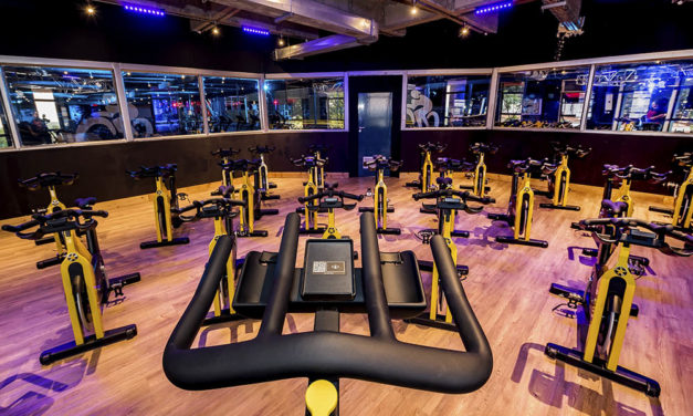Moove offers state of the art fitness and sports centre