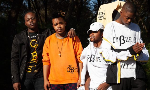 Cybus Crew aims to dominate the hip-hop genre