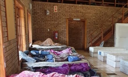 Homeless sell donated blankets to ALLEGEDLY get money for drugs