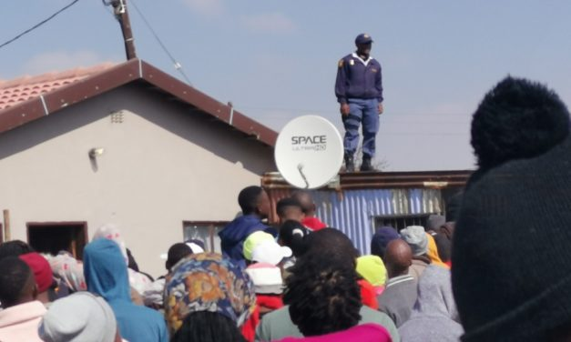Six alleged gang members arrested in Embalenhle