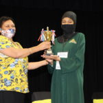 Highveld Muslim School learner scoops the bigger prize in spelling bee competition