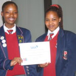 Learners participate at Youth SAIIA