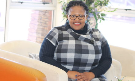 Gugu encourages young people to dream big