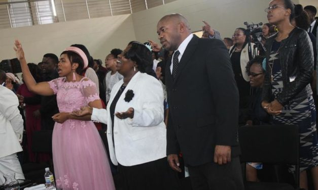 Word of Life Ministries International Church hosts thanks giving event