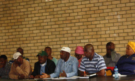 eMbalenhle councillors says the electricity issue is not given much needed attention