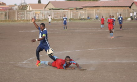 Kwandiza Soccer Ground  hosts football tournament