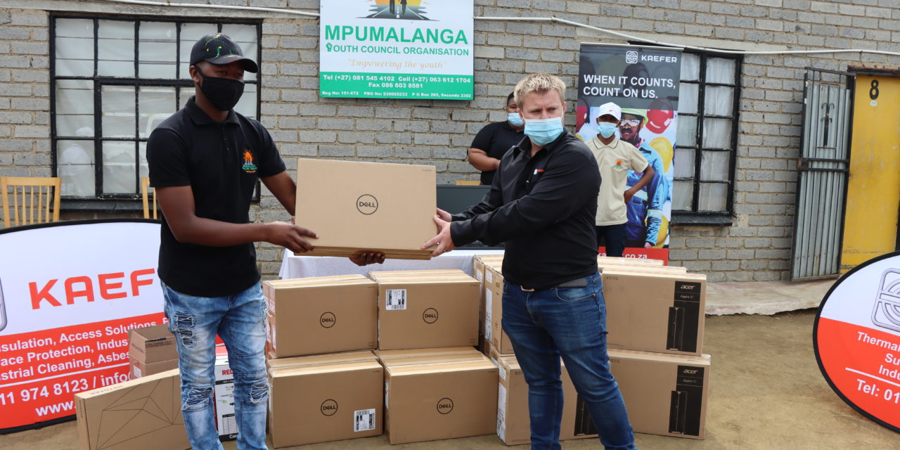 MYCO receives donation