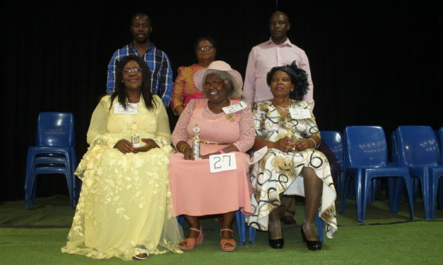 GMM elderly persons hosts a beauty contest