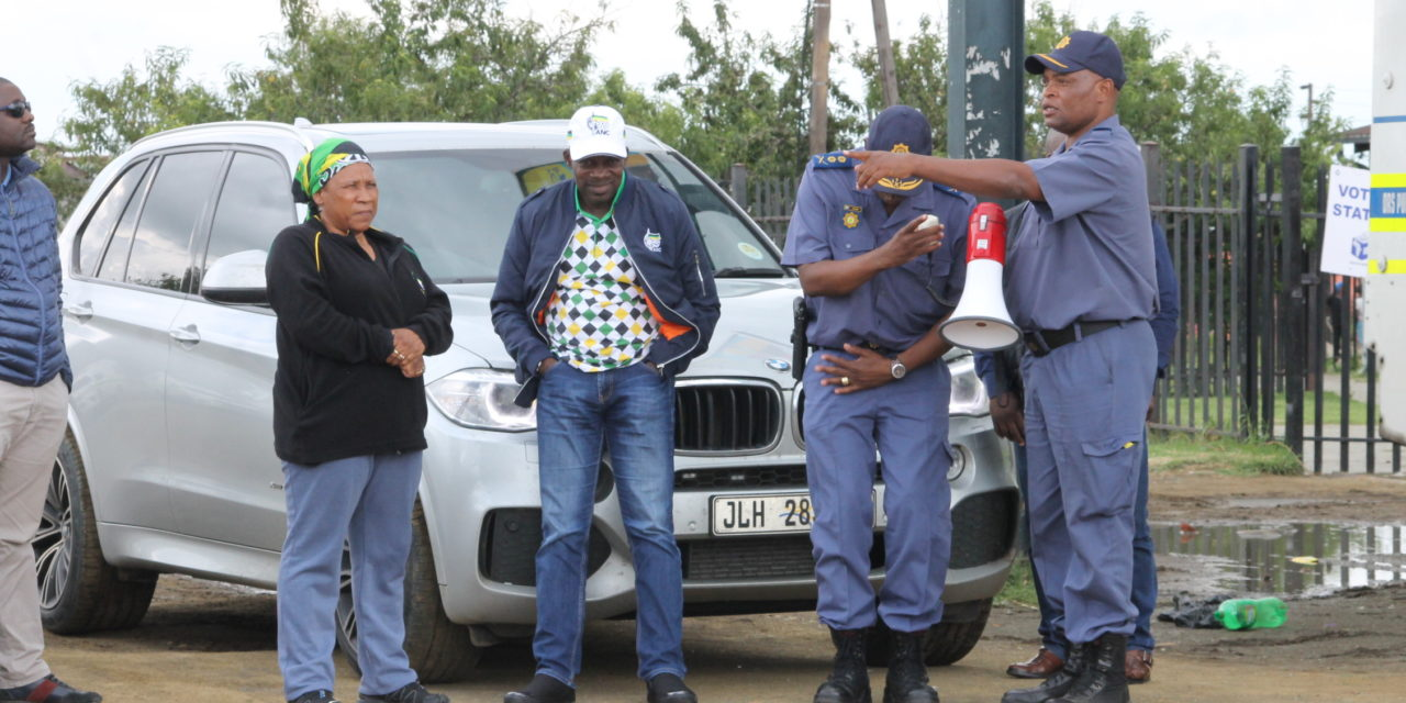 Residents angered by the MEC report