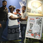 Ali is the winner of Secunda Mall school fees competition