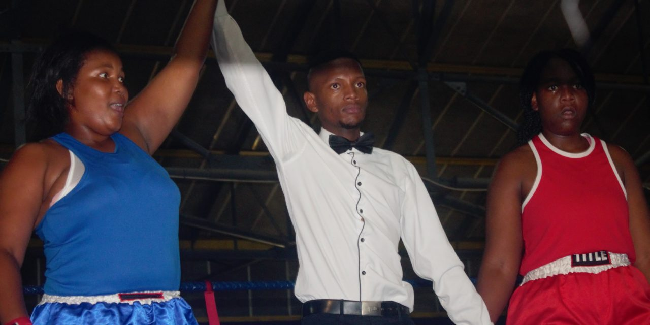 USSA hosts boxing tournament in Mpumalanga
