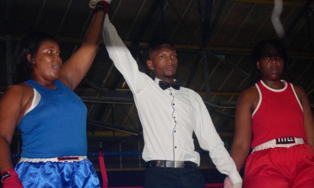 USSA hosts boxing tournament in Mpumalanga