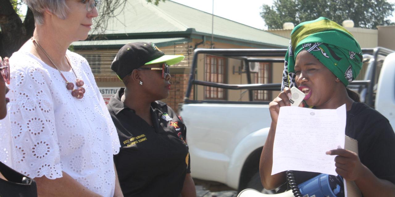 Emzinoni women oppose bail application of alleged murderer
