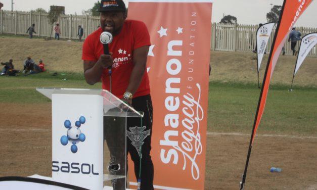 Shaenon aims to develop football talent