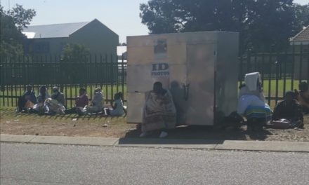 Home Affairs promises to send a mobile office to ease the backlog