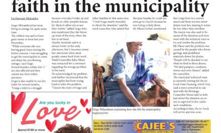 Ses'Khona Newspaper Online