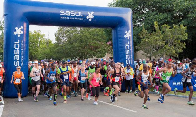 Sasol hosts the 39th Secunda Marathon this Saturday
