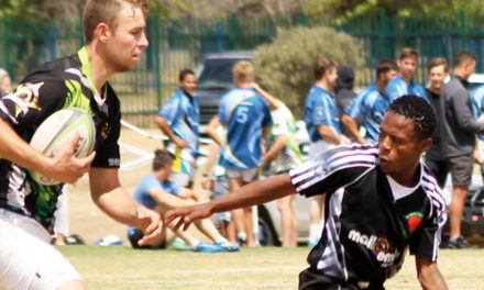 eMbalenhle Rugby team won the 7s