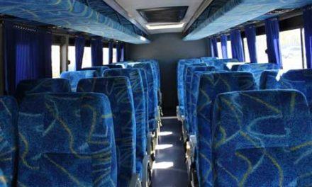 Public transport fights leave passengers stranded